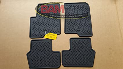 2016 Jeep Patriot/Compass Slush Mats OEM All Weather Floor Mats Mopar  82210598AC