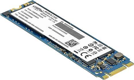 Crucial MX200 - Disco Duro sólido (250 GB, M.2, 555 MB/s, CE, FCC ...