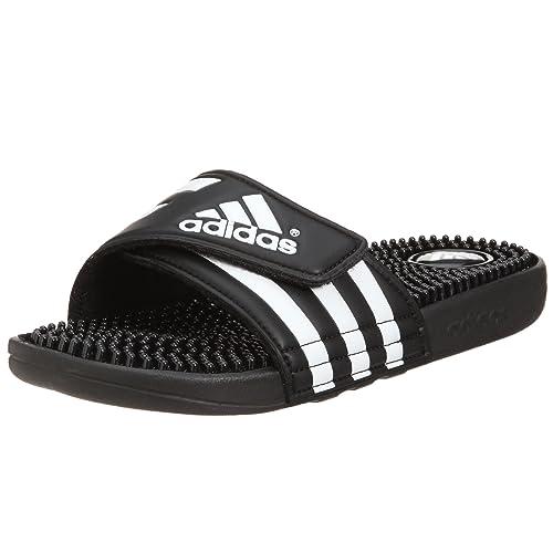 low priced 134ee 25a90 adidas Adissage, Zapatos de Playa y Piscina para Mujer, Negro  (Blackblackrunning White Footwear 0), 37 EU Amazon.es Zapatos y  complementos