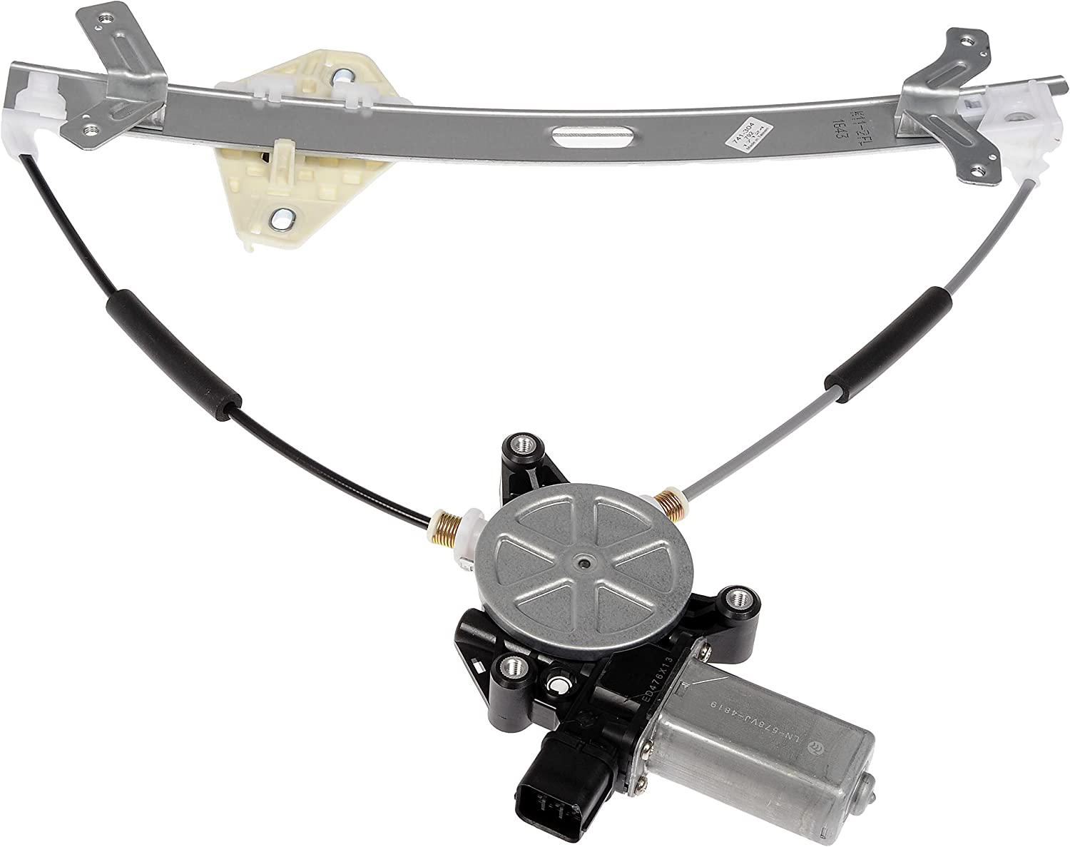 Dorman 741-304 Honda Accord Front Driver Side Window Regulator with Motor