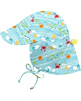 i play. Baby Boys' Flap Sun Protection Print Hat
