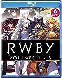 RWBY, Vol. 1-5
