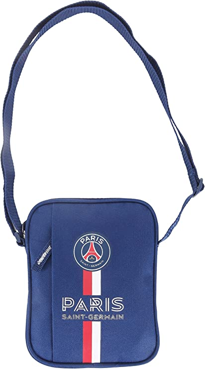 PARIS SAINT GERMAIN Sacoche bandouli/ère PSG Collection Officielle