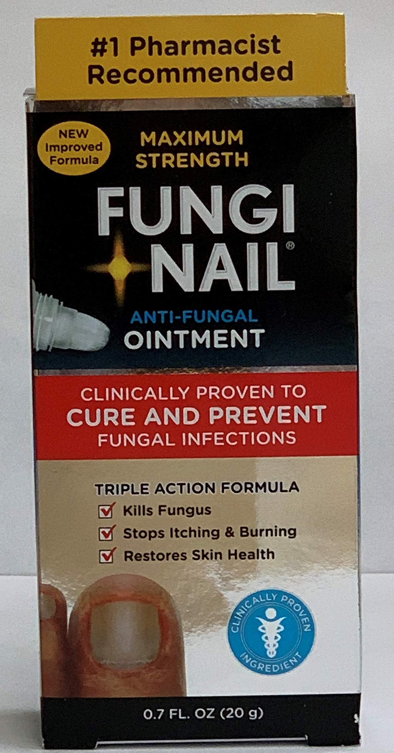Fungi Nail Toe & Foot Oin Size .7z Fungi Nail Toe & Foot Ointment .7z by