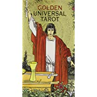 Golden Universal Tarot Deck