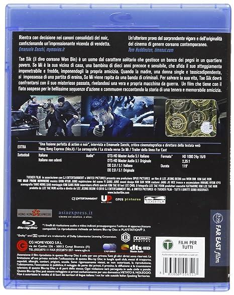 The Man From Nowhere [Italia] [Blu-ray]: Amazon.es: Kim Sae ...