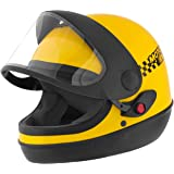Pro Tork Capacete Sport Moto Taxi 60 Amarelo