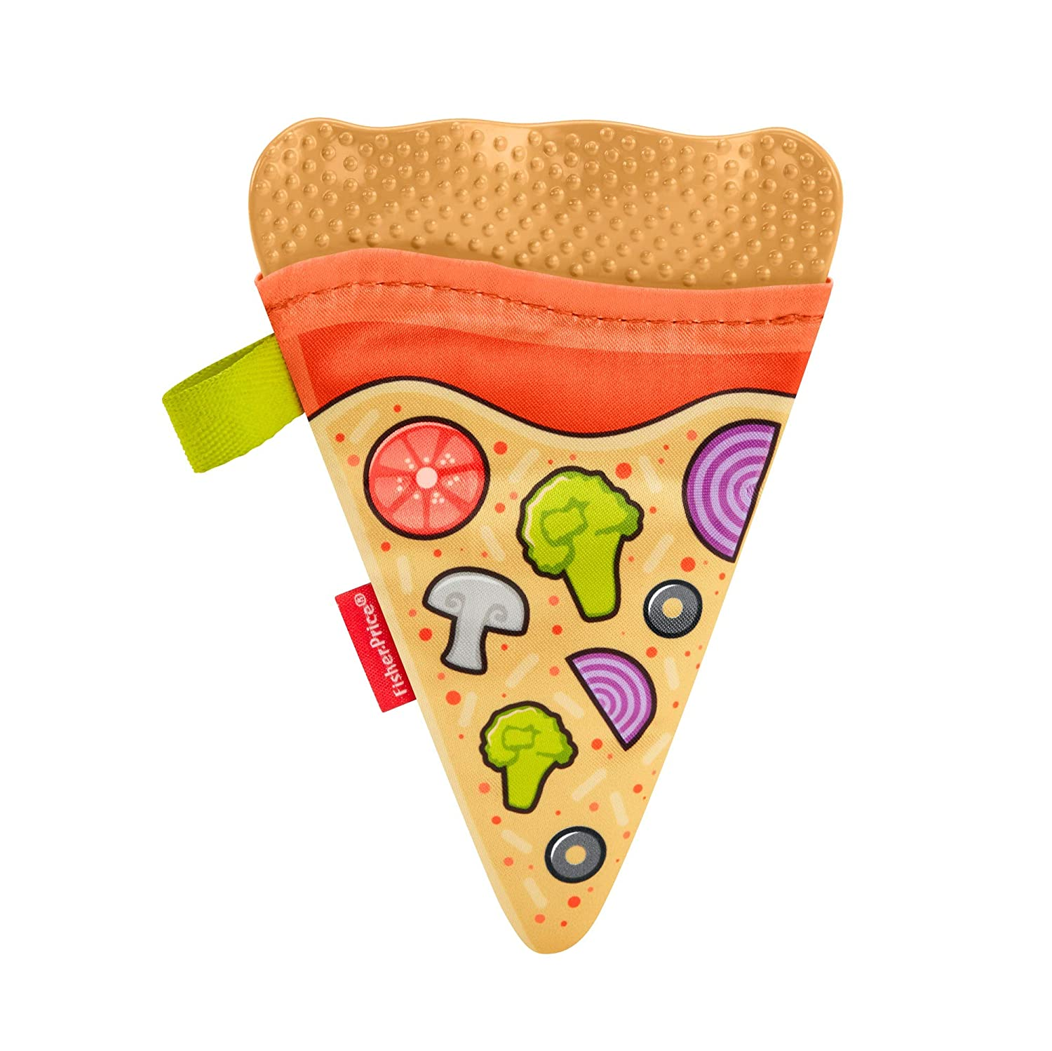 Fisher-Price - Mordedor de pizza Juguetes para bebés +3 ...
