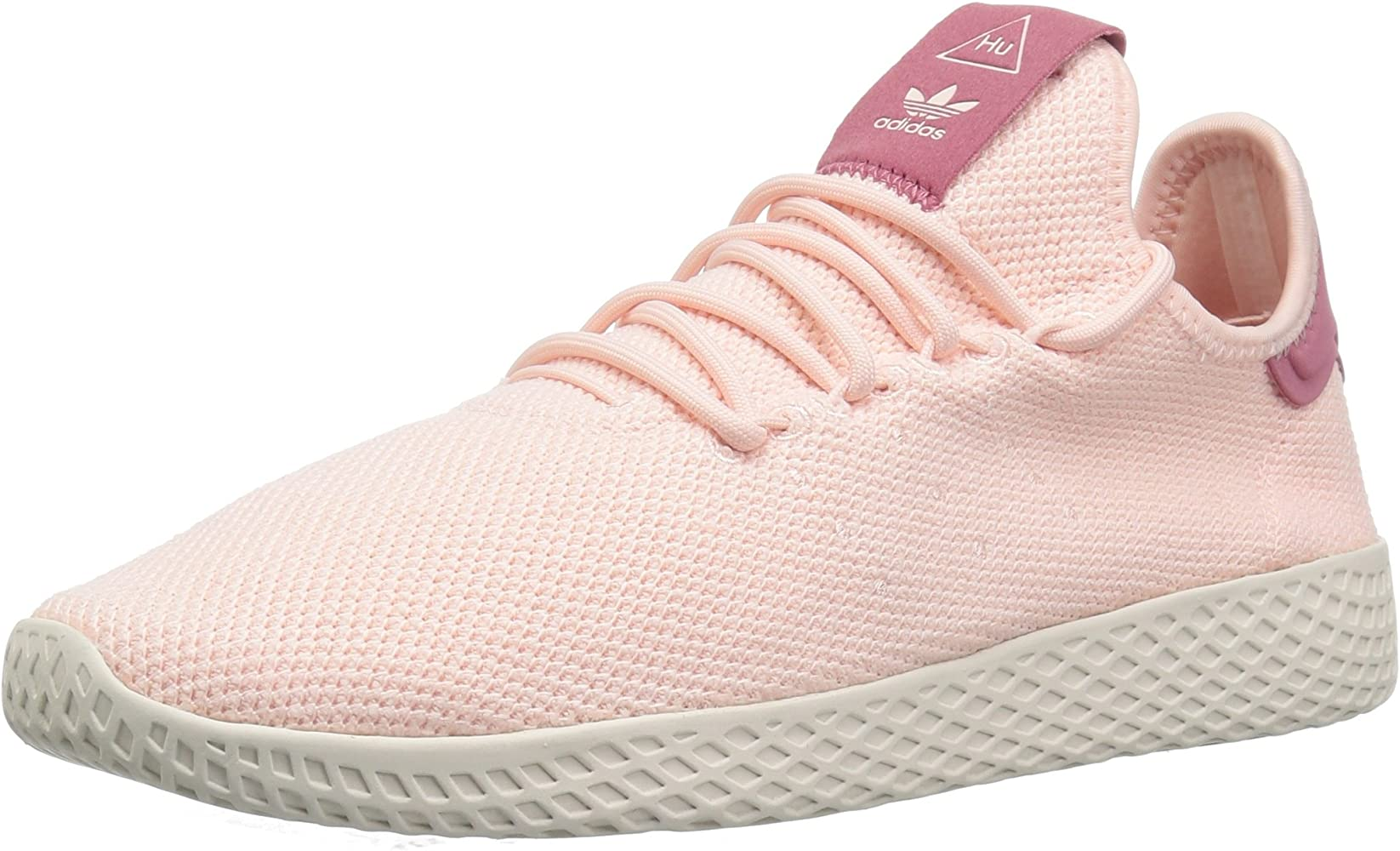 Escritor almuerzo Descriptivo  Amazon.com | adidas Originals Women's PW Tennis HU Running Shoe, ice  Pink/ice Pink/Chalk White, 9.5 M US | Tennis & Racquet Sports