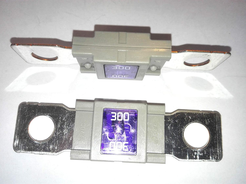 violet 5x Flachstecksicherung Maxi-Sicherung 100A 32V