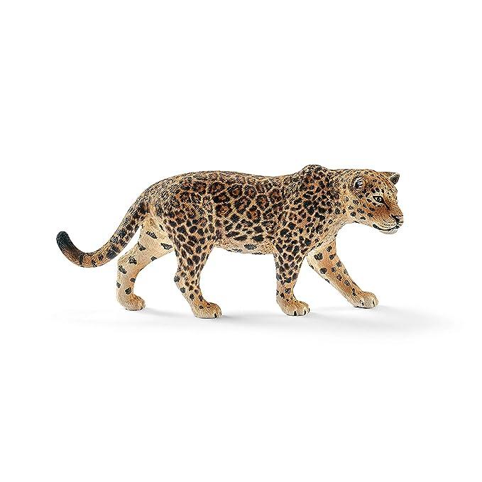 Schleich- Colección Wild Life Set de Figuras de Trampa para Jaguar ...