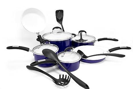 Cuisinart Set de cocina de cerámica de 15