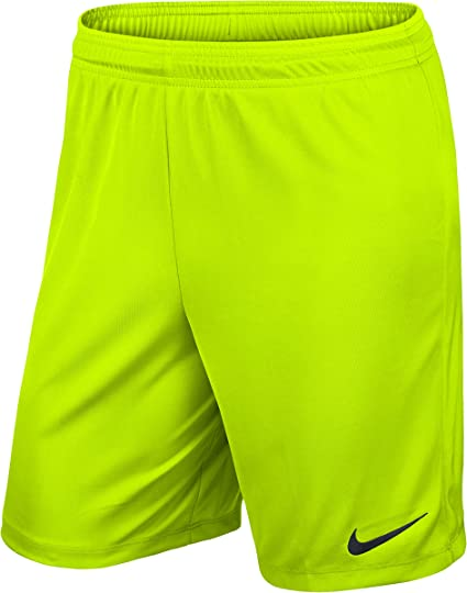 Nike Park II Knit Short NB Homme