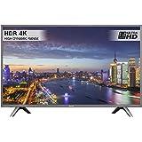 Hisense H55N5700UK 55-Inch 4K UHD Smart TV - Grey (2017 Model)
