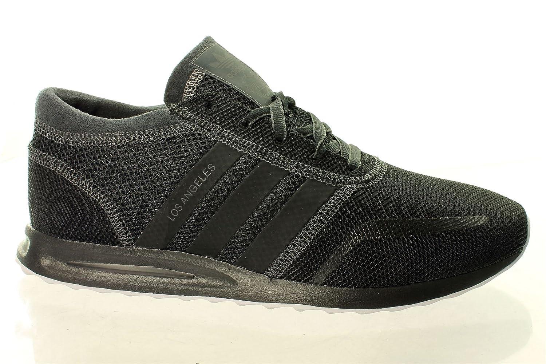 adidas Herren Los Angeles Sneakers, Blau Neon S41986