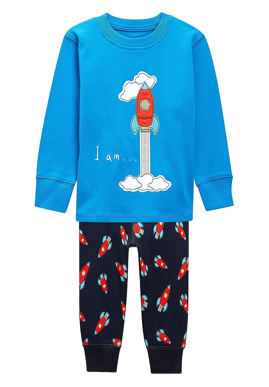 next Niños Pijama I Am (12 Meses - 6 Años) Six 5-6 años: Amazon.es: Ropa y accesorios