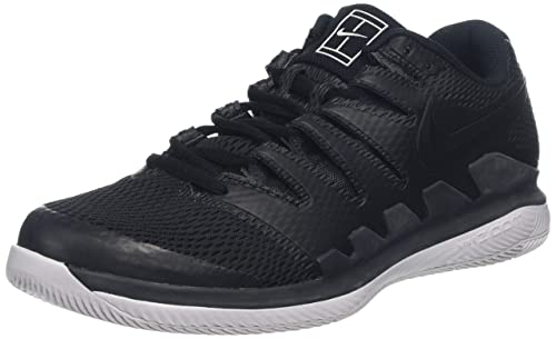 1316fefc2f19 Nike Men s Air Zoom Vapor X Hc Low-Top Sneakers  Amazon.co.uk  Shoes ...