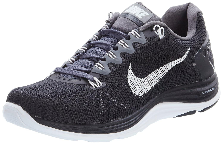 nouveau concept 68fa0 947b0 Nike Lunarglide +5 599160–010 Men's Running Shoes, Black ...