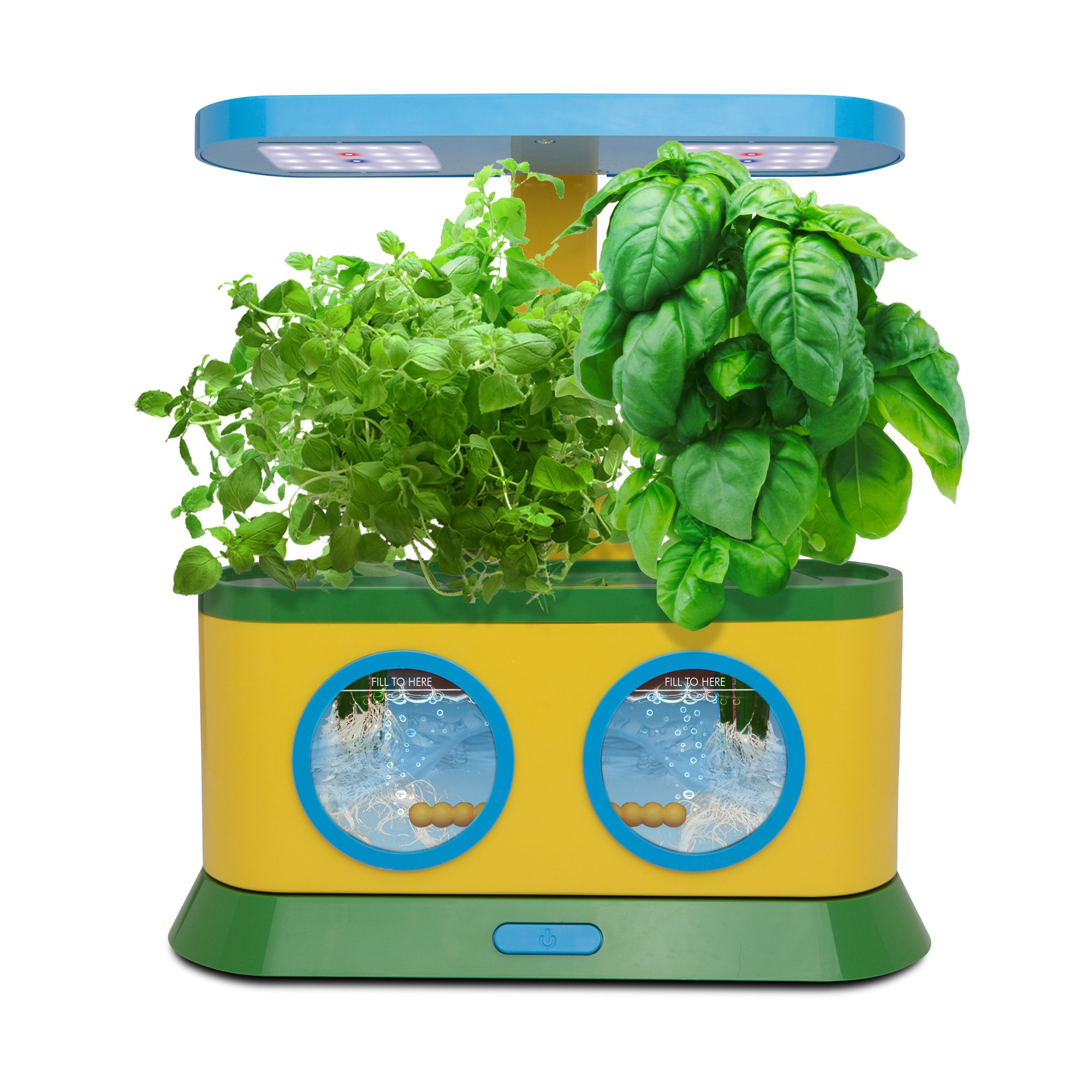 AeroGarden Herbie Kid's Garden with Pizza Party Activity Kit