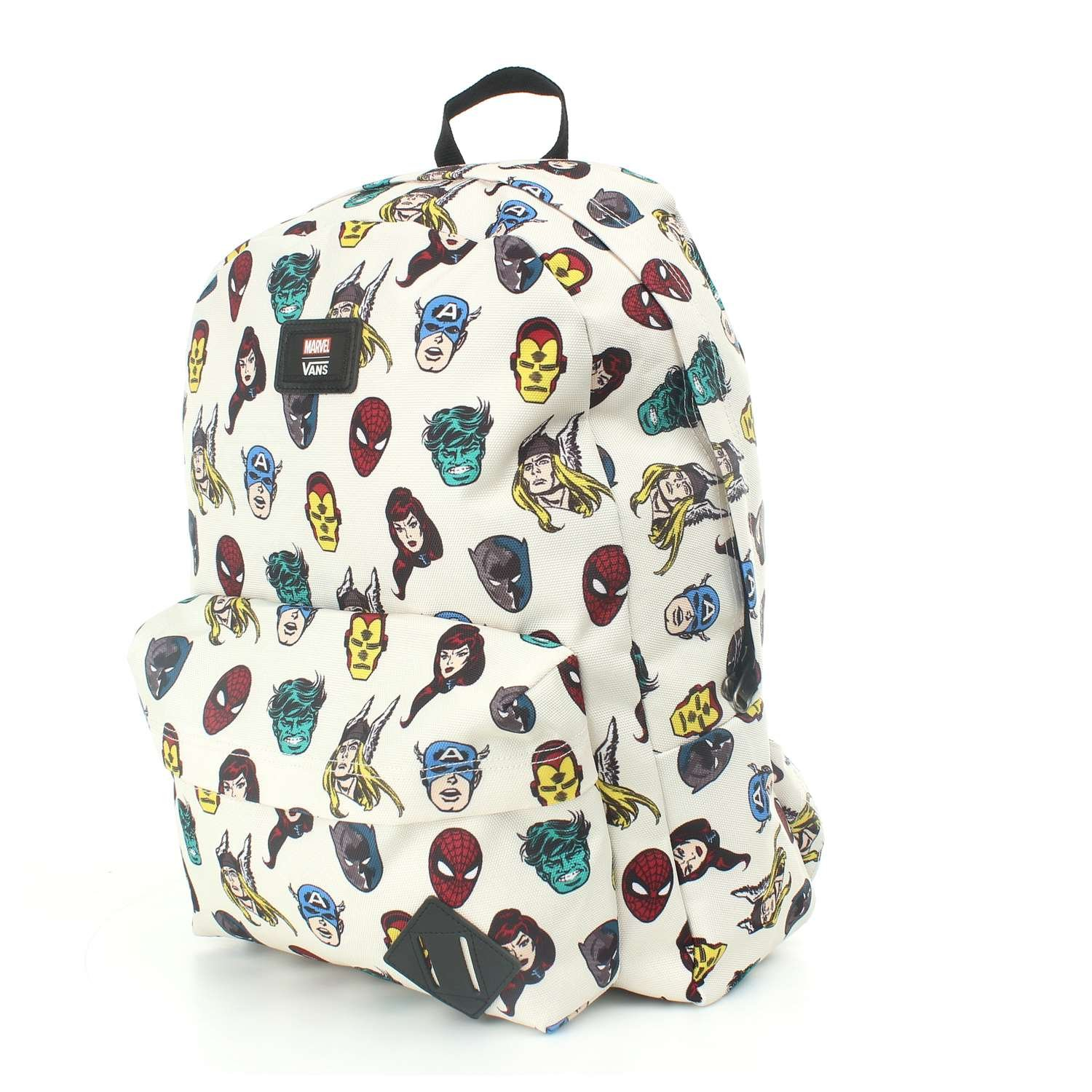 VANS Old Skool II Backpack Superheroes (MARVEL) Schoolbag VN000ONIRUB VANS  MARVEL Bags  Amazon.co.uk  Clothing 274feaaec1bfa