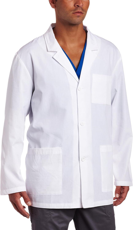 Dickies Everyday Scrubs Men's 31 Inch Lab Coat