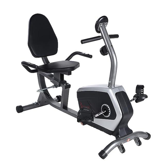 Sunny Health & Fitness Recumbent Bike SF-RB4616