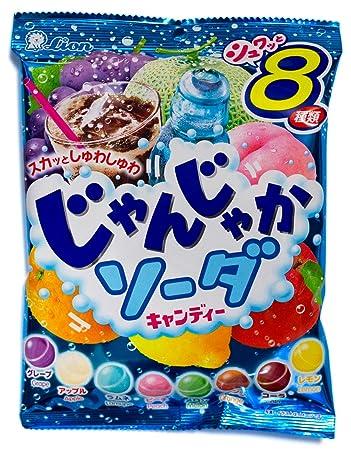 Lion Noisy  Flavor Soda Hard Candy Japanese