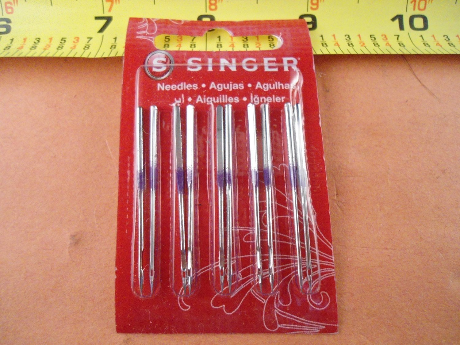 Singer Serger Regular Point Needles - Size 16