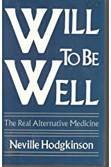 Will to be Well +++ Paperback