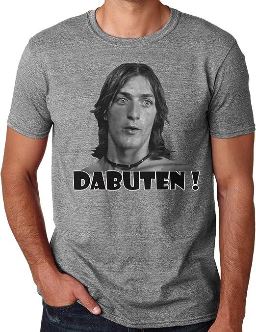 Desconocido 35mm - Camiseta Hombre El Pirri- Dabuten - Perros Callejeros - Cine Kinki