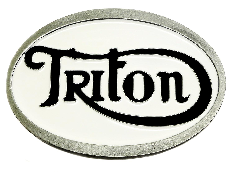 Triton Boucle de Ceinture - 3 Conception Coutume Classique Moto -  Authentique Autorisé Officiel Dragon Designs 128645e8604