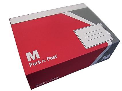 Cajas de Cartón Buzón M - 5 Unidades: Amazon.es: Industria ...
