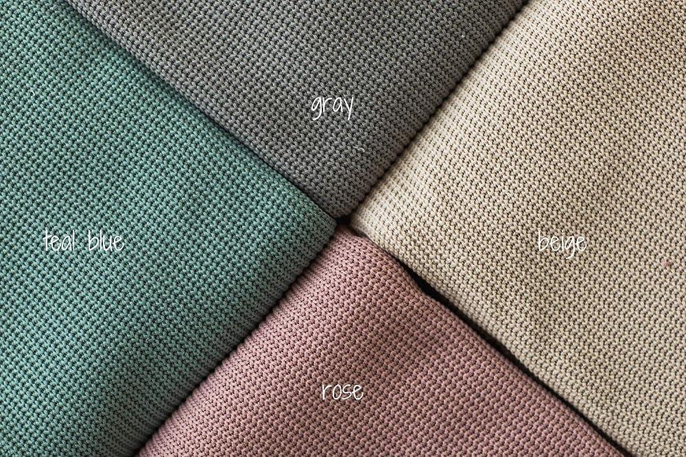 Taylor Teal Heathered Knit Posing Fabric Soft Fabric Backdrop Newborn Photography 2 Yard Beanbag Fabric Knit Blanket