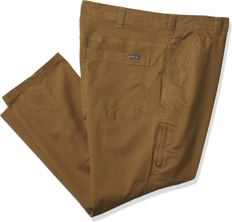 Columbia Men's Ultimate ROC Flex Pant, Water & Stain Resistant