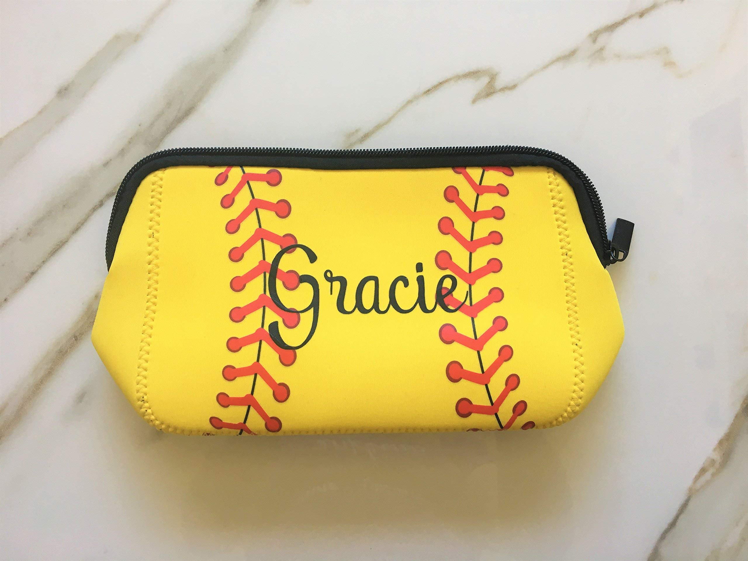 Personalized Bag Softball Team Gifts for Girls Teens Players Mom Coaches