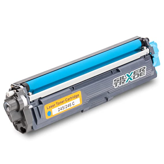4 Toner compatible para Brother TN242 TN246 Negro Cyan Magenta ...
