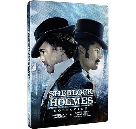 Sherlock Holmes: Juego De Sombras [DVD]: Amazon.es: Law, Jude ...
