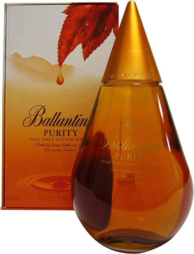 Ballantines - Purity - 20 year old Whisky: Amazon.es ...