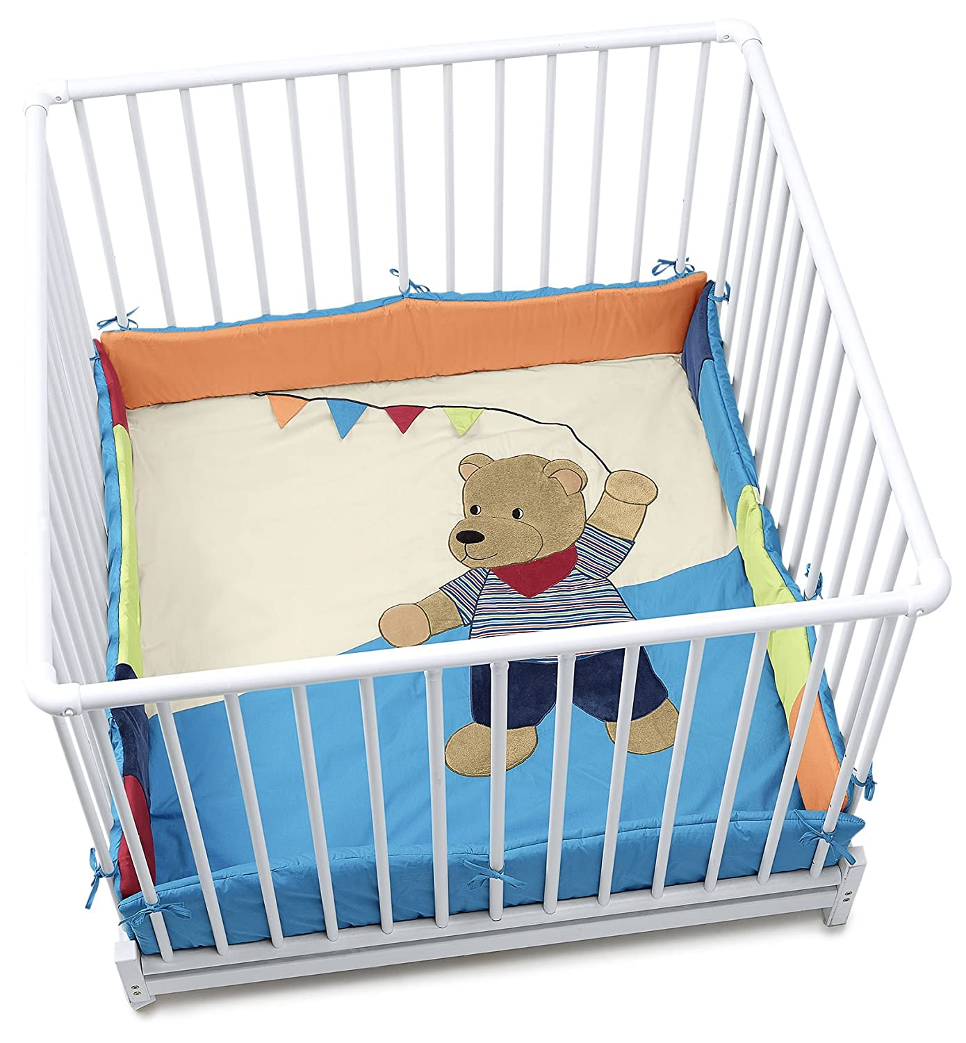 Sterntaler Playpen Pad (100 x 100 cm, Ben The Bear) 9141506