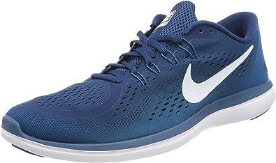 Nike Flex 2017 RN, Zapatillas de Running para Hombre, Turquesa ...