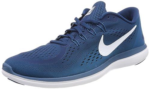 Nike Flex 2017 RN, Zapatillas de Running para Hombre, (Bluee Force/White Grey 405), 49.5 EU: Amazon.es: Zapatos y complementos