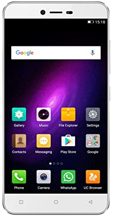 Gionee P7  White, 16  GB