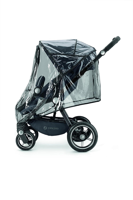 Concord camino carrito de bebé, diseño de círculos, color negro: Amazon.es: Bebé