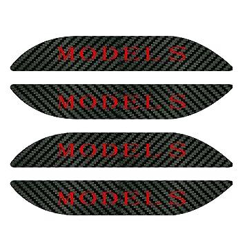 para los protectores de umbral de puerta Modelo S - Protectores de entrada delanteros y traseros Protectores ...