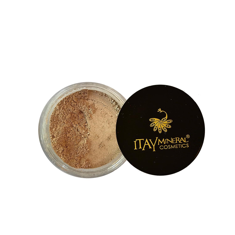 Amazon.com : Itay Mineral Cosmetics Powder Foundation Travel Size Collection Of 3 (Medium, MF-5 Dulce Del Leche, MF-10 Dulche Pan, MF-4 Golden Nuntmeg) : ...