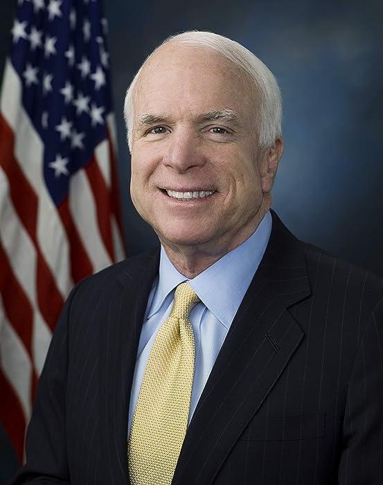 Senator John McCain Official Portrait Photo Art Politician Photos Artwork 8x10