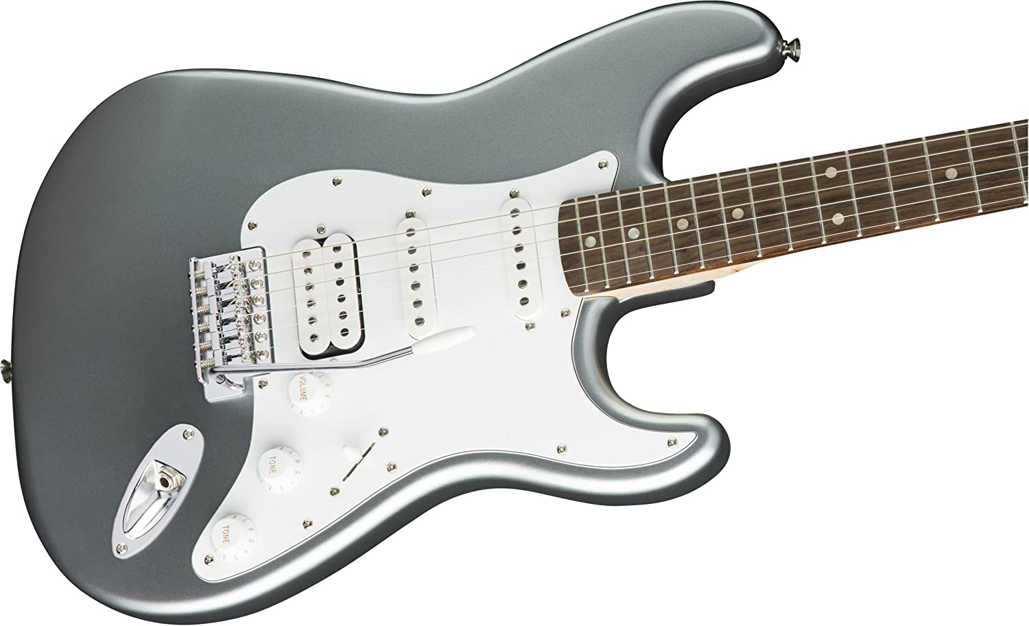 Squier by Fender Affinity Stratocaster HSS review