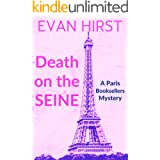 Death on the Seine: A delightful cozy mystery set in Paris (A Paris Booksellers Mystery Book 1)