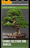 Como cultivar um bonsai: Árvores em miniaturas
