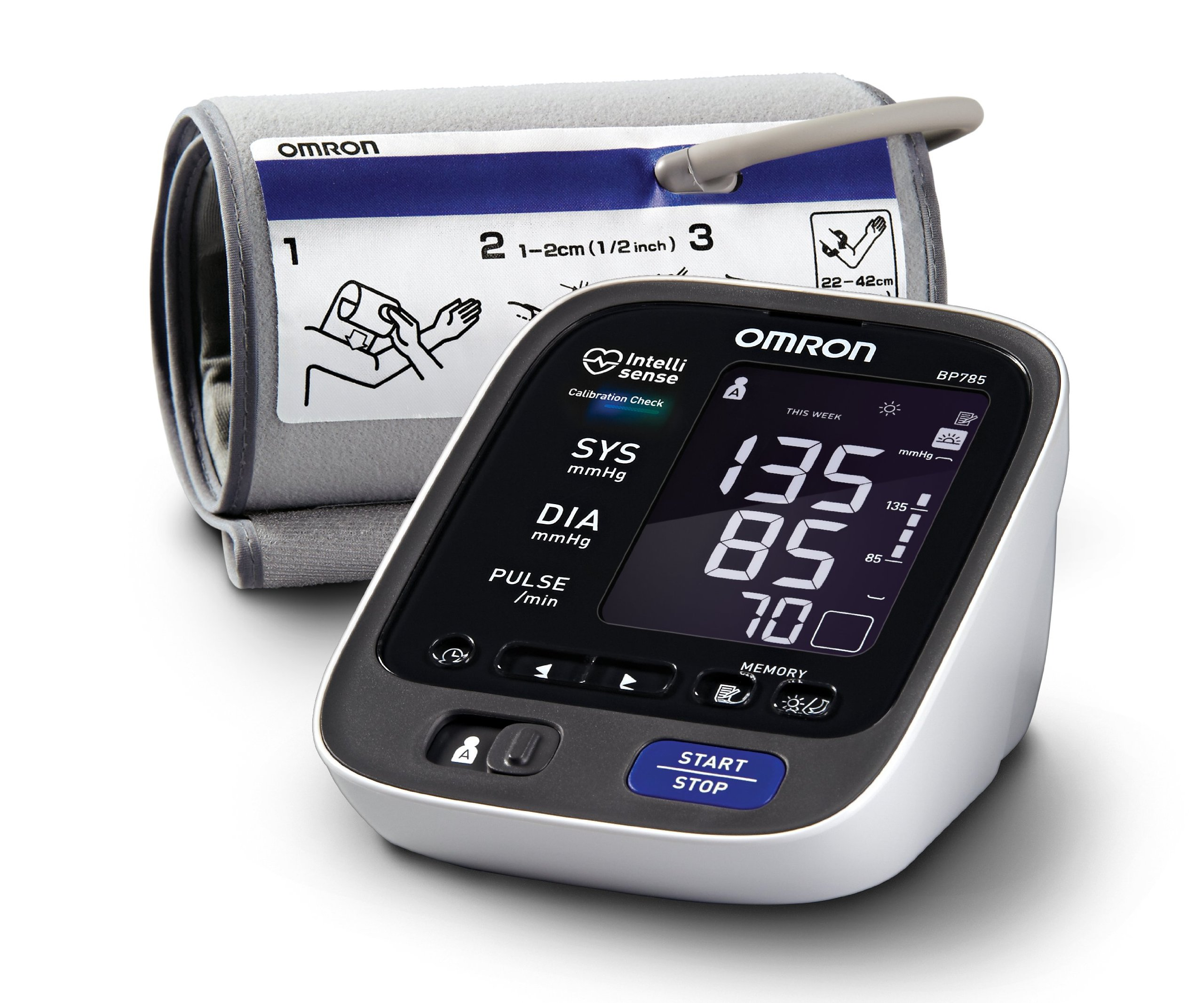 Best Blood Pressure Monitor Reviews – Top 7 Rated for Mar. 2017